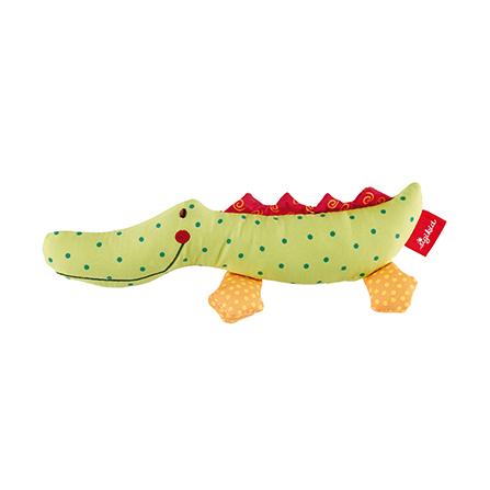 纸鳄鱼的折法图解