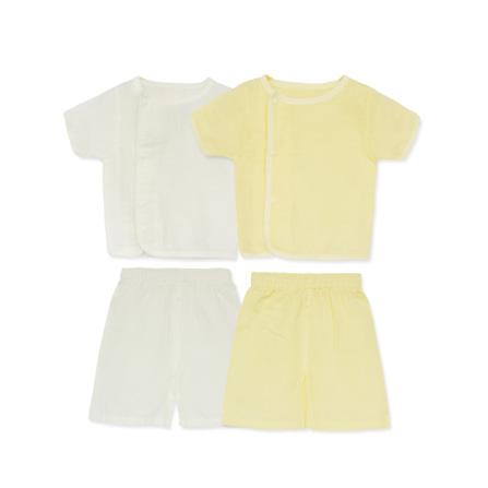 84把纯棉白衣服漂黄了,怎么办?