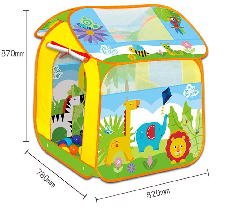 price 儿童游戏帐篷 森林梦幻屋tj4332(含50个海洋玩具球 ) 品牌:费雪