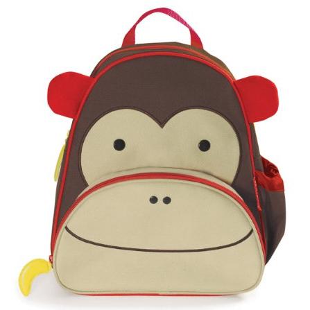 可爱动物园小童背包(猴子)