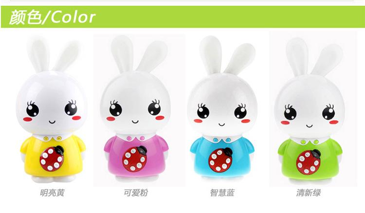 蜜芽观点: 阿李罗火火兔可爱会讲故事小兔子,一个妈妈对火火兔的真实
