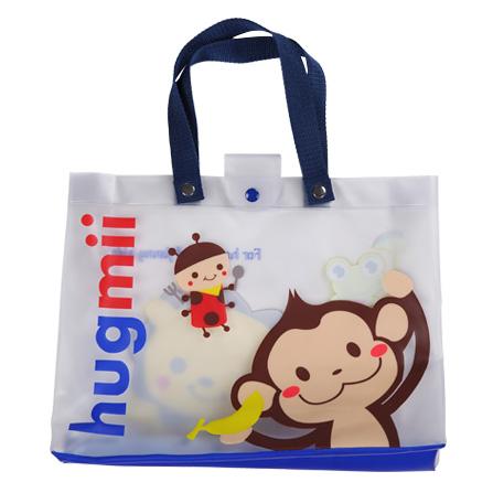 手提纸袋做动物造型