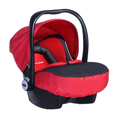 chbaby晨辉提篮式婴儿安全座椅460a红